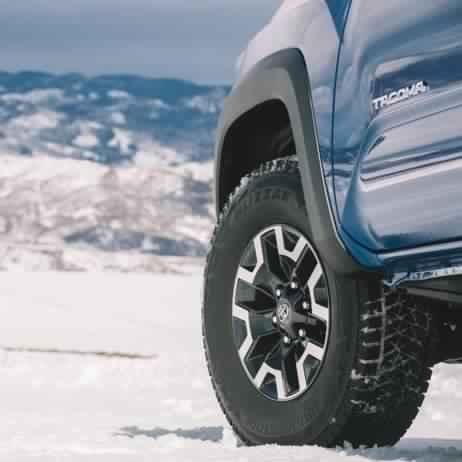 Watch video, Blizzak WS90 tires, Opens a Dialog
